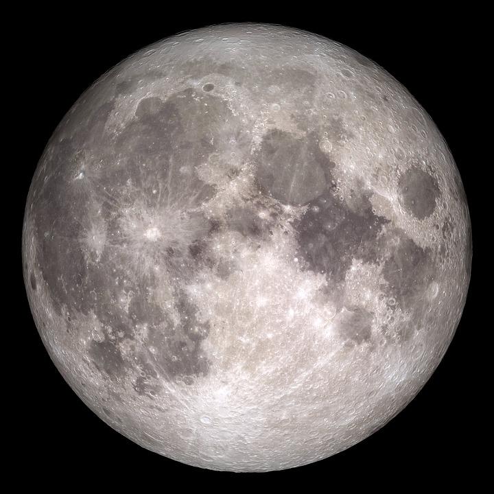 Følg månefasene